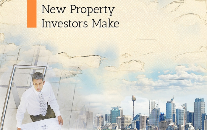 5 common mistakes new property investors make