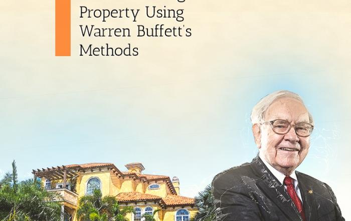 Value investing in Property using warren buffett methods