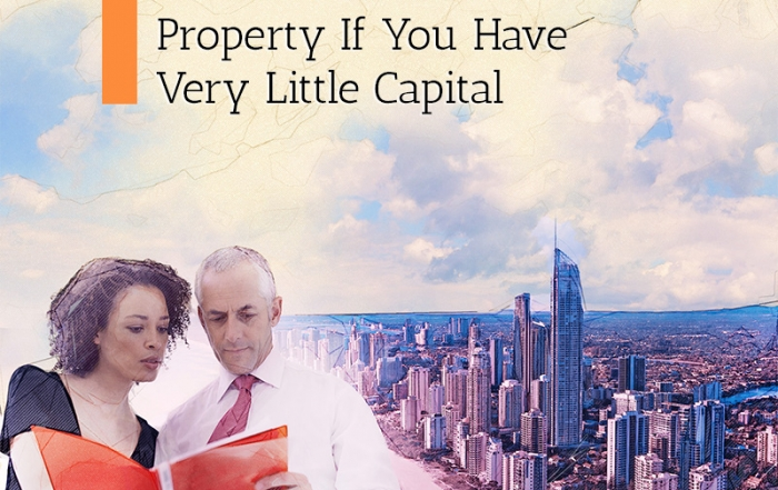 How to invest in property if you have very little capital - feature image