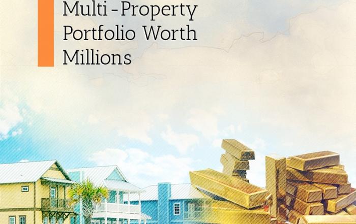 How to Build a Multi-Property Portfolio Worth Millions